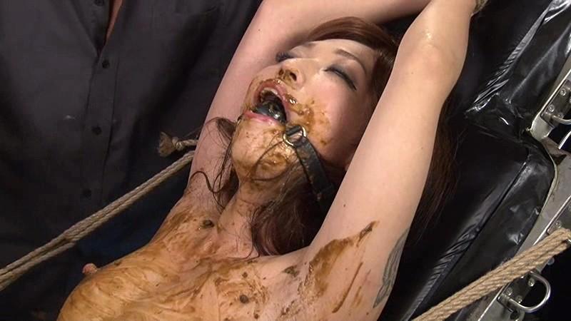 2代目女組長 恥辱の脱糞拷問 後藤結愛 スカトロ調教動画