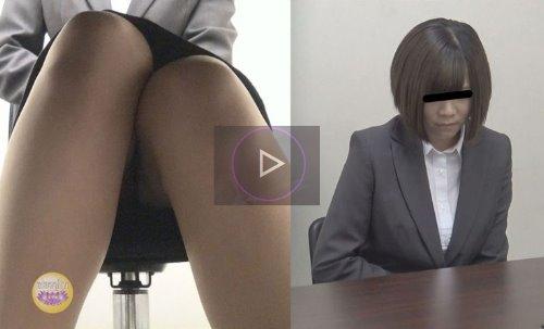 女の子が就職の面接中におならをしてしまう動画 盗撮 面接おなら恥態 ~堪え切れず出してしまった求職者たち~