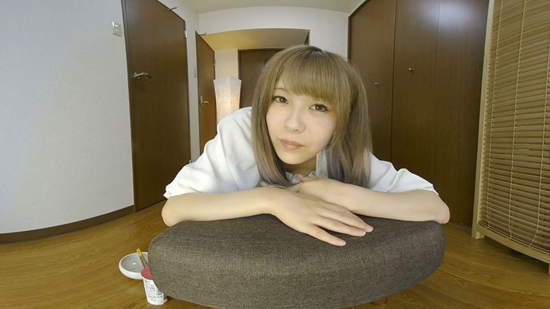 かなり美少女の脱糞姿をVR体験【VR】渡辺さんのオナラとウンコを目の前で堪能する
